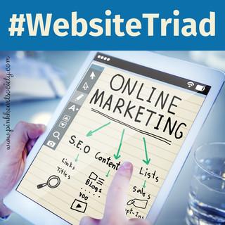 The Website Triad