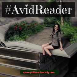 #AvidReader