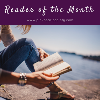 Reader of the Month