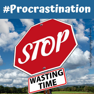 The Write Thing - Procrastination