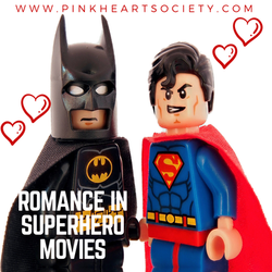 #SuperheroRomance