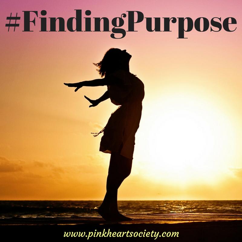 #FindingPurpose