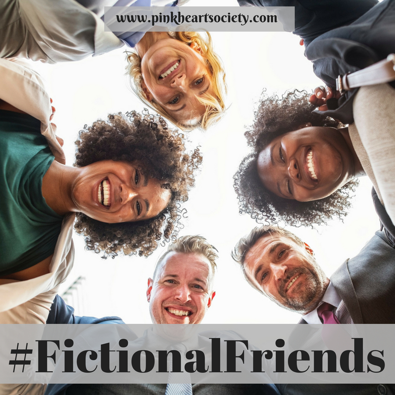 #FictionalFriends