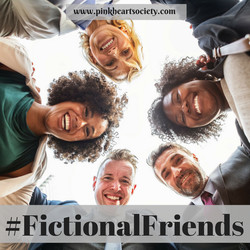 #FictionalFriends