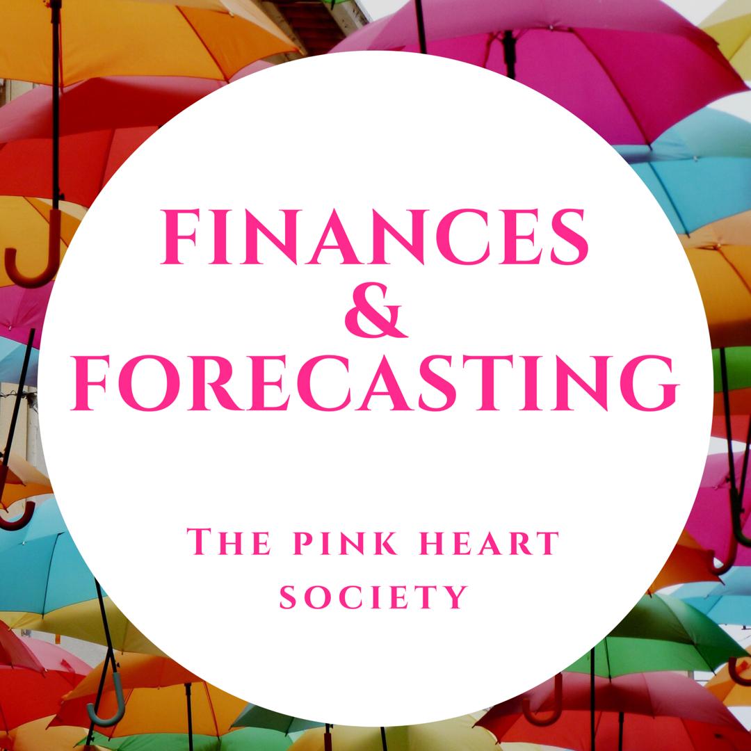Finances & Forecasting