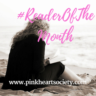 #ReaderOfTheMonth:  Morgan Elektra