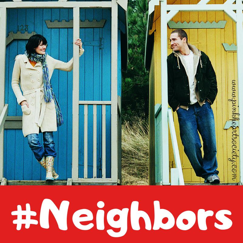 #Neighbors