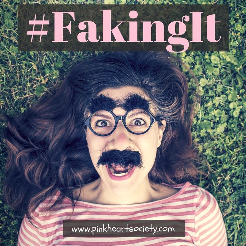 #FakingIt