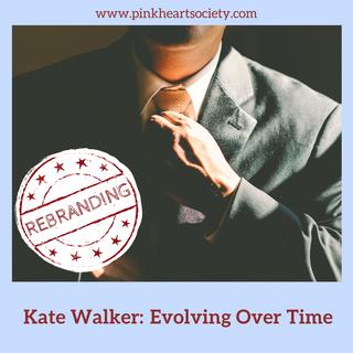 #Rebranding - Evolving Over Time