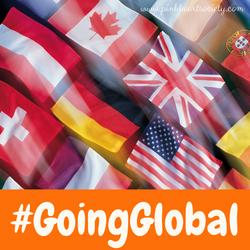 #GoingGlobal