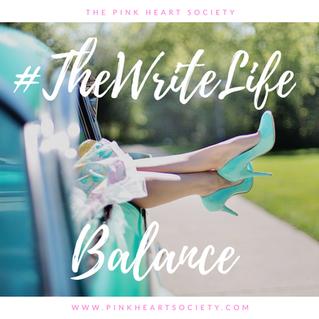 #TheWriteLifeBalance:  Who Are You?