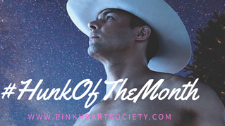 #HunkOfTheMonth:  Space Cowboys