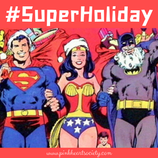 Comic Book Holidays