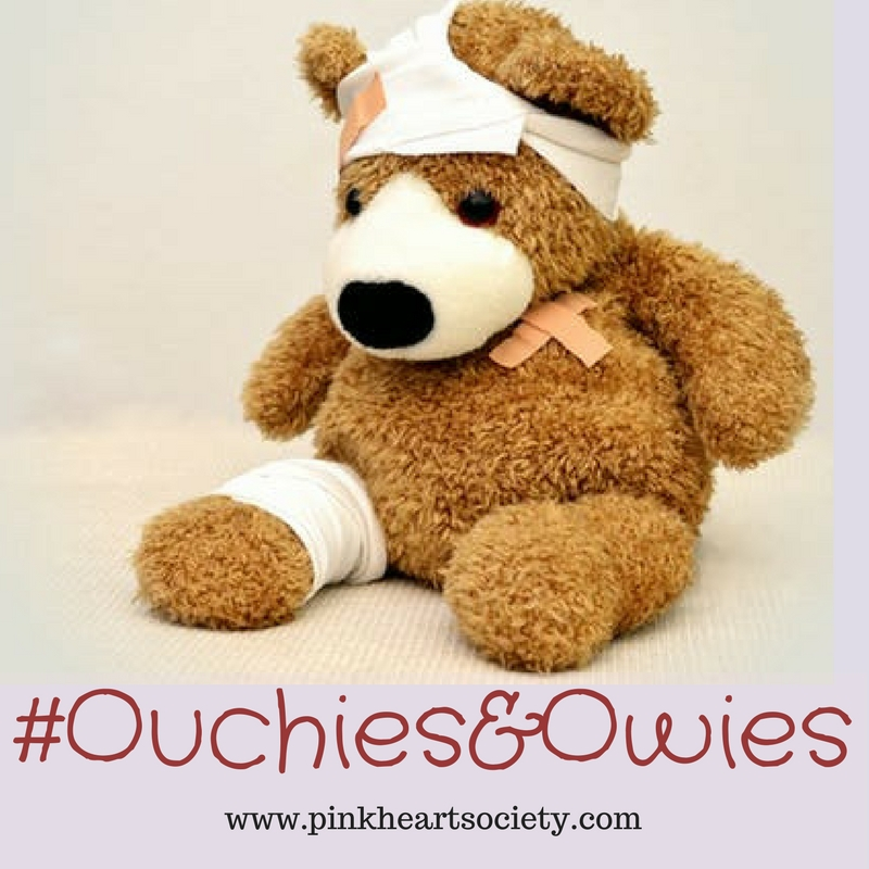 #Ouchies&Owies