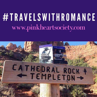 #TravelsWithRomance: Five Things to do in Sedona, Arizona