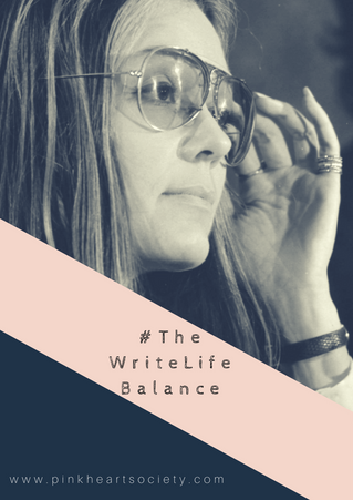 #TheWriteLifeBalance:  On Gloria Steinem's Hair and Loving Who You Are
