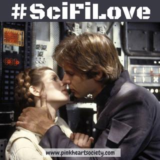 Sci-Fi/Fantasy & Paranormal Love Affairs