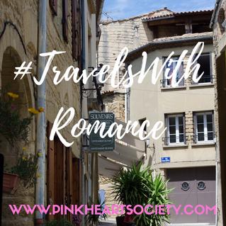#TravelsWithRomance:  La Belle France
