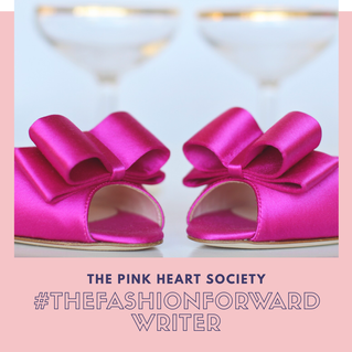 #TheFashionForwardWriter: It's All About The Shoes