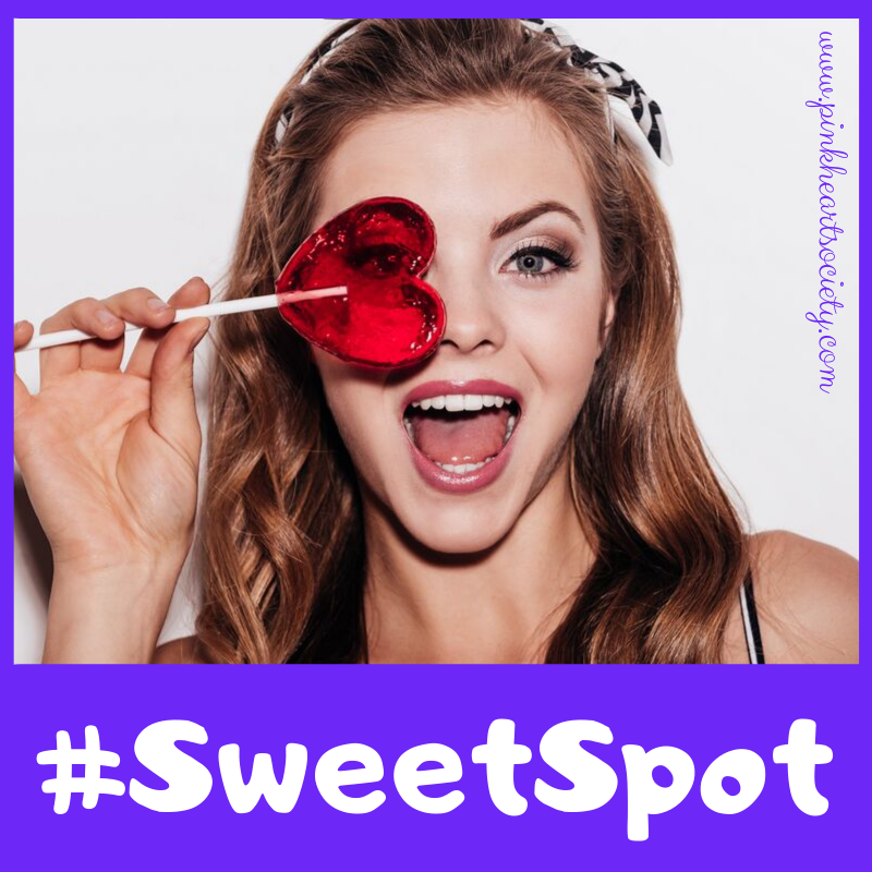#TheSweetSpot