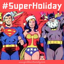 #SuperHolidays
