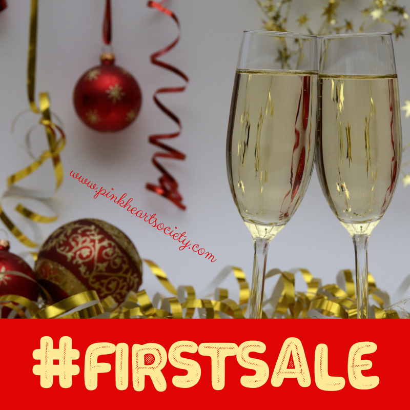 #FIRST SALE