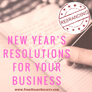 #Rebranding: New Year's Resolutions For Your Business