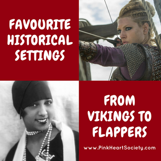From Vikings to Flappers