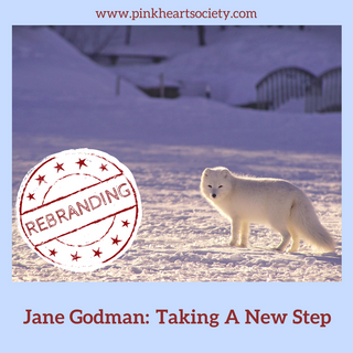 #Rebranding - Taking A New Step