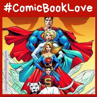 Comic Book Love