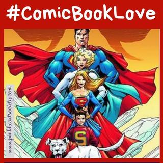 Comic Book Love