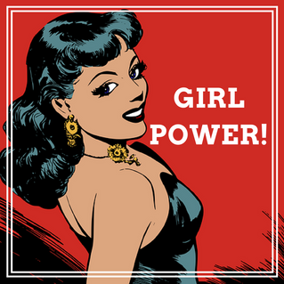 Romance in Comics! Girl Power Style