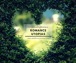 Is The World A Better, Shinier Place In A Romance Novel?