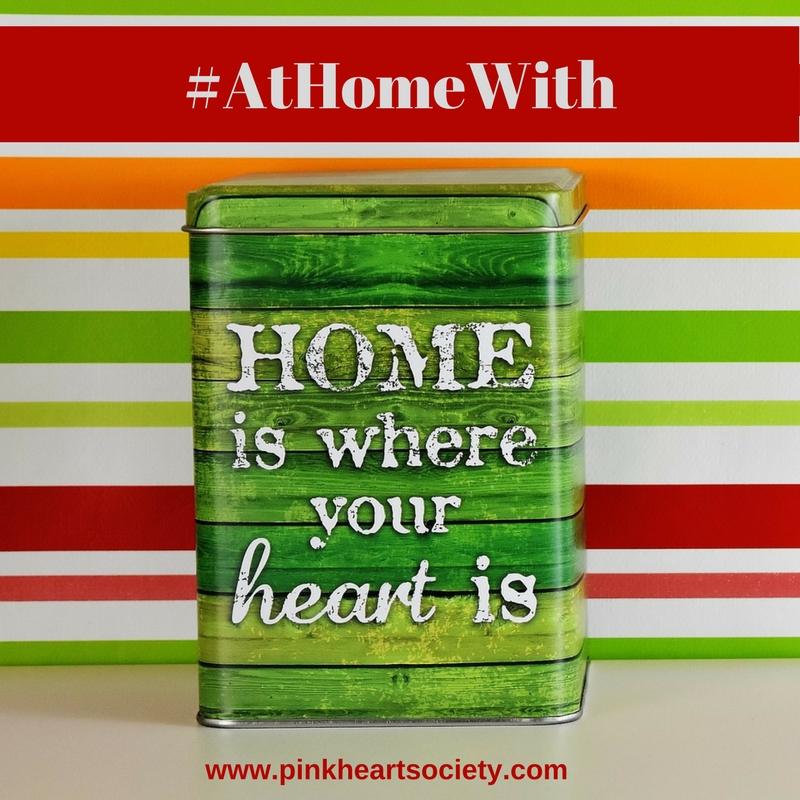 #AtHomeWith