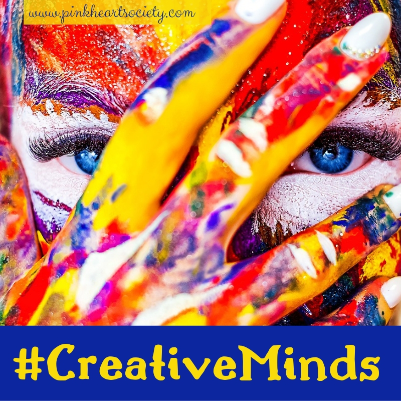 #TheWriteThing - Creative Minds