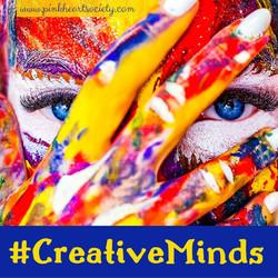 #TheWriteThing - Creative Minds
