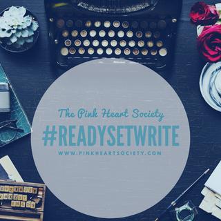 Ready, Set, WRITE!