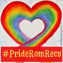 #PrideRomRecs