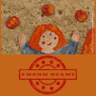 #FreshStart - Jessica Gilmore