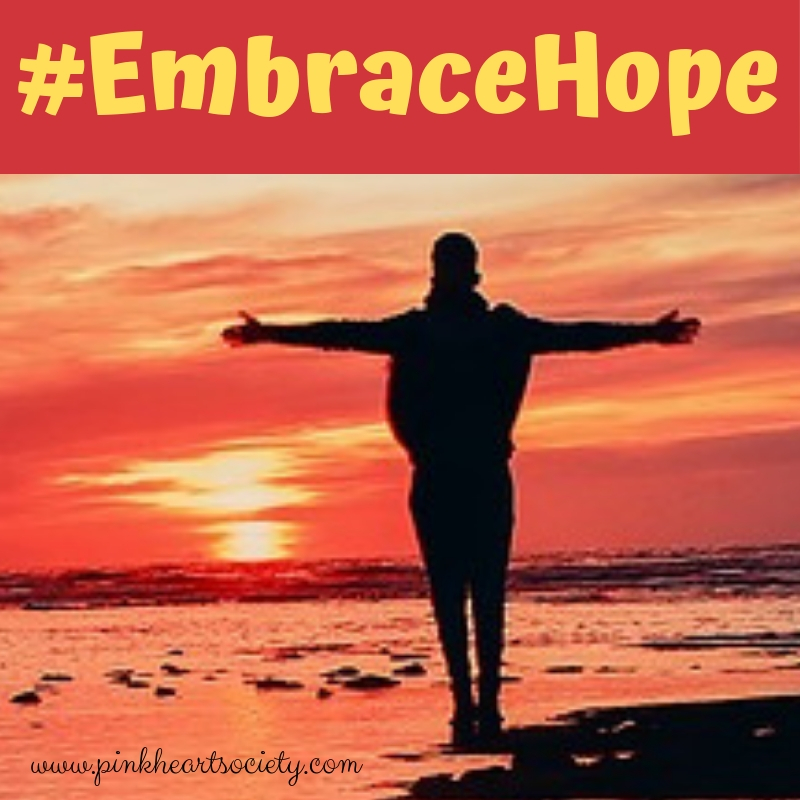 #EmbraceHope