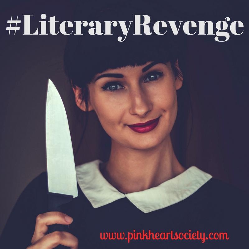 #LiteraryRevenge