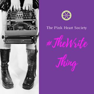#TheWriteThing:  Beating the Block