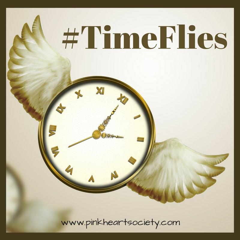 #TimeFlies