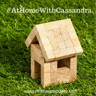 At Home With Cassandra O'Leary