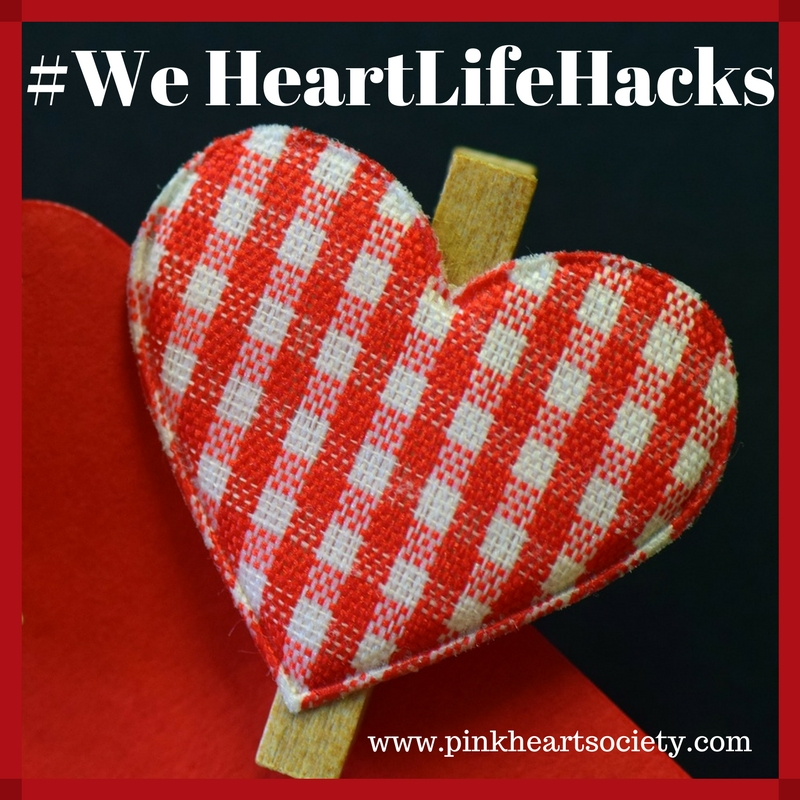 #We HeartLifeHacks
