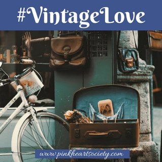 Why We Love - Charity Shops