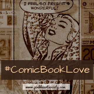 Does Romance work in the Comic Book Serial format?