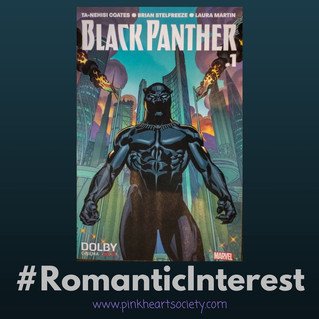 Romancing The Black Panther