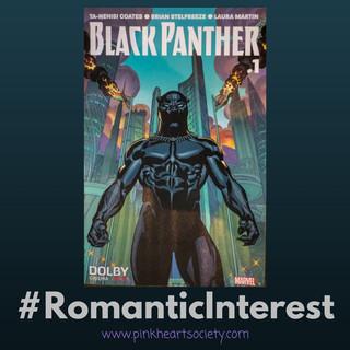 Romancing The Black Panther