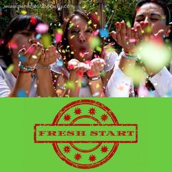 #FreshStart - Sasha Greene